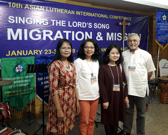Asian Lutheran conference